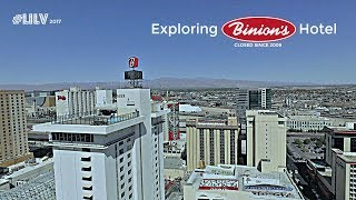 Download Inside Binions Hotel Tower...SEALED OFF since 2009! Video