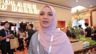 Download Neelofa at Forbes Under 30 Summit Asia, Manilla Phillipines July 2017 Video