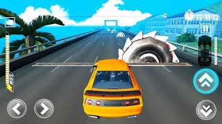 Download Deadly Race (Speed Car Bumps Challenge) | Gameplay Android and iOS Video