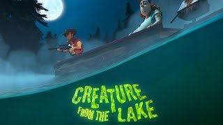 Download Creature from the lake (2017) Video