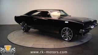 Download 131948 / 1968 Dodge Charger Pro-Touring Video