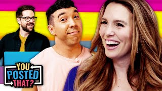 Download Kim Possible vs. So Random! | You Posted That? Video