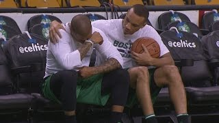 Download Bulls Steal Game 1! Sad News for Isaiah Thomas - Bulls vs Celtics Video