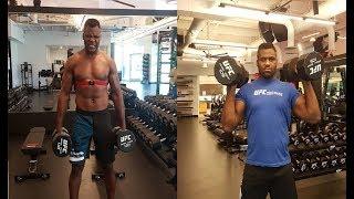 Download Francis Ngannou UFC/MMA Heavyweight Beast Training Video