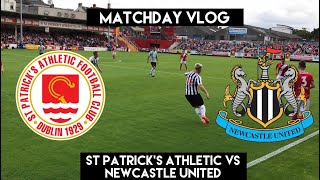 Download TOON ARMY IN IRELAND | St Patrick's Athletic VS Newcastle United | Matchday Vlog Video