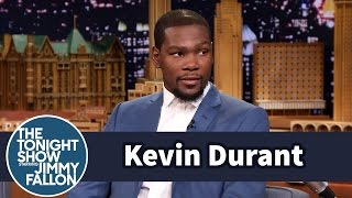 Download Kevin Durant Plays NBA 2K15 as LeBron James Video