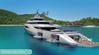 Download 8 Future unbelievable Concept Yachts YOU MUST SEE Video