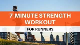 Download 7-Minute Strength Workout for Runners Video