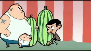 Download Mr Bean Animated Series Super marrow Part2 Video