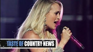 Download Carrie Underwood's ACM Performance Left Us Crying Ugly Video