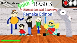 Download IS THIS CARTOON NETWORK?! | Baldi's Basics Remake MOD Video
