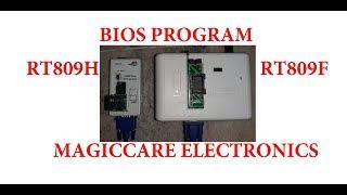 RT809F BIOS PROGRAMMER TUTORIAL (Subtitle English) Free Download