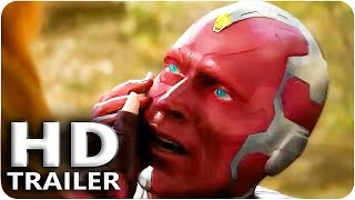 Download AVENGERS INFINITY WAR The End Of Vision Trailer (2018) Marvel Video