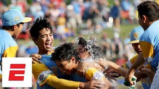 Download 2018 LLWS Highlights: Hawai'i shuts out South Korea to win Little League World Series title | ESPN Video