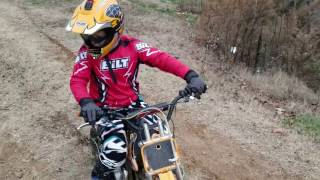 Download Riding the ssr 110dx before buying a new bike Video