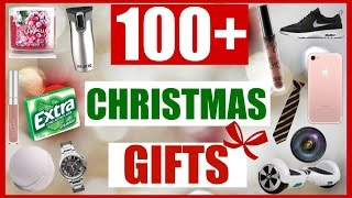 Download 100+ Last Minute Christmas Gift Ideas for EVERYONE 2016! A Christmas Gift Guide! Video