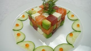 Download Hiro's Cube: Painstakingly Assembled - How To Make Sushi Series Video