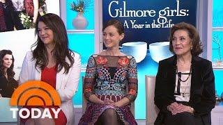 Download Lauren Graham: Edward Herrmann's Death Left A Void On 'Gilmore Girls' Set | TODAY Video