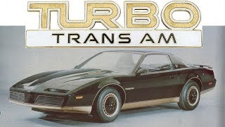 Download GM Quashed Pontiac's 1982 Turbo Trans Am Video