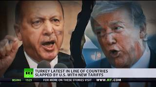 Download World financial markets suffer as US-Turkey ties decline, Washington vows to keep sanctions Video