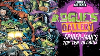 Download 10 Best Spider-Man Villains - Rogues' Gallery Video