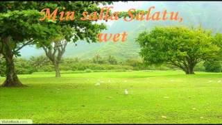 Download Hamada Helal - Muhammad Nabina Lyrics Video