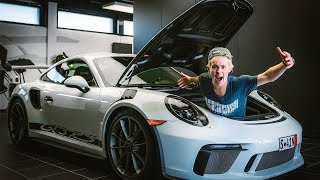 Download BUYING A PORSCHE 991.2 GT3RS AT 18 YEARS OLD! *EURO DELIVERY* Video