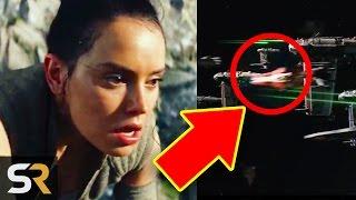Download 8 Hidden Easter Eggs & SECRETS In Star Wars 8 The Last Jedi Video