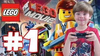 Download Playing The LEGO Movie (Part 1) (KID GAMING) Video