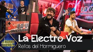 Download 'La Voz Electrodomésticos' enfrenta a Pablo López y a Antonio Orozco - El Hormiguero 3.0 Video