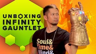 Download Unboxing Hasbro's Marvel Legends Infinity Gauntlet and Review Video