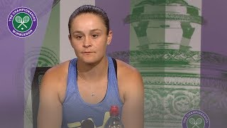 Download Ashleigh Barty Wimbledon 2019 Second Round Press Conference Video