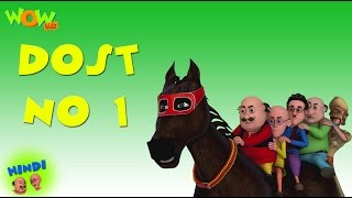 Download Dost No.1 - Motu Patlu in Hindi WITH ENGLISH, SPANISH & FRENCH SUBTITLES Video