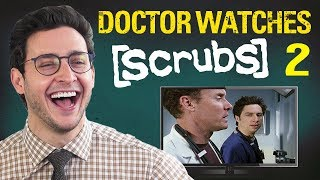 Download Doctor Reacts to SCRUBS #2 | Medical Drama Review | Doctor Mike Video