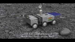 Download Chandrayaan-1 ISRO - India's Moon Mission Animation by Thejes Video