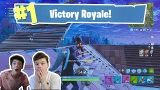 Download PLAYING FORTNITE WITH DOM TRACY! Video