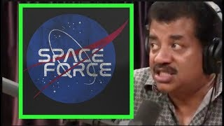 Download Joe Rogan - Neil deGrasse Tyson on Space Force Video