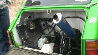 Download Powtórka z Azotów - Fiat 126p - silnik CBR Video