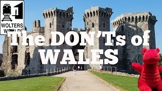 Download Visit Wales - The DON'Ts of Visiting Wales Video