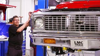 Download Classic Trucks Week to Wicked – LMC C-10 Day 4 Video
