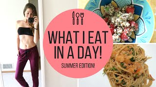 Download WHAT I EAT IN A DAY! Summer Edition! Video