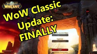 Download WoW Classic Update: FINALLY! Video