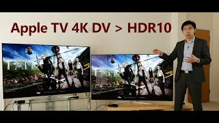 Download Apple TV 4K Dolby Vision vs HDR10 Picture Quality Comparison Video