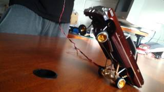 Download 63' IMPALA LOWRIDER MODEL CAR HOPPER Video