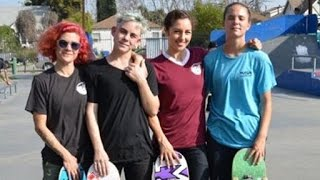 Download Meet the Badass Women Shattering Skateboarding's Boys' Club Video