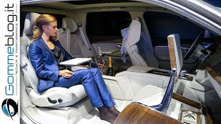 Download Volvo XC90 Excellence (2019) - INTERIOR Video