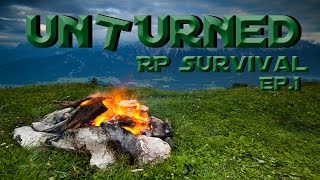 Download UNTURNED RP Survival Ep.1 ″Waking Up″ Video