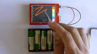 Download 2.4″ TFT LCD Touch Shield Arduino Hello World Video