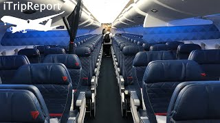 Download Delta Air Lines A319 First Class Review Video