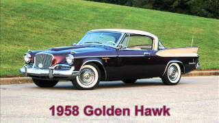 Download Studebaker's Hawk Models From 1956 Through 1964 Video